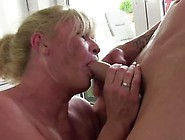 Alexandra F.  And Volker K.  Are A Hot Amateur Couple