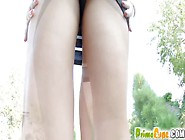 Prime Cups Marina Visconti Goes Solo Stimulating Her Gorgeous Ti