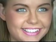 Miss World Uit Russia Fotoshoot