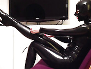 My Wife Loves To Wear Latex
