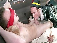 Elf Has To Suck Cock For Life
