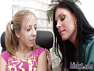 Milf Stunner India Summer & Harlot Chastity Lynn Have Intense Le
