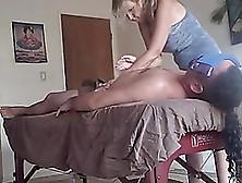 Massage,  Hidden Cam