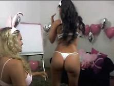 Daiana Antivero Y Leonela Ahumada Twitcam Hot