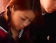 Incredible Japanese Whore Maki Hojo In Hottest Couple Jav Movie
