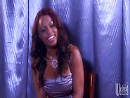 Juicy Black Woman Jada Fire With