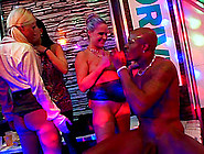 Hot Night Club Sex With Gorgeous Girls And Male Strippers