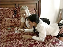 Smokingerotica Fallon Sommers, Roxy Jezel - Two Inseparable Girlf