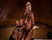 Lesbian Milf Squirting On Babes Face