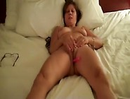 Baltimore Wife Plays And Cums For Hubby On Vacation