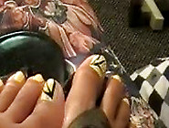 Lady R Foot-Worship From Toes And Soles Productions Com