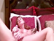 Porn Tube Brunette Records Herself Masturbating For Her Husband