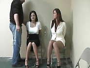 Lola Lyn And Christina Arrested Part #1