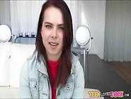Sweet Redhead Teen Jennifer Bliss Likes Big Dick In Her Muff