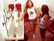 2 Ebony Girls Have Lesbian Sex In The Lockerroom