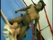 Blow Wrestling Ms Booty Vs Busty Blondie