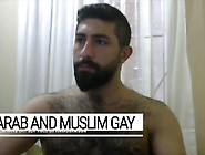 Arab Gay Hairy Sultan: Most Handsome Bear,  Most Wanted Gay Fucke
