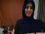 Arab Big Tits Slur Reverse Cowgirl Rides Big Cock
