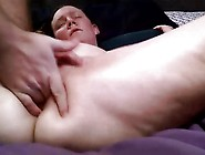 Husband Finger Fucks His Bbw Wife