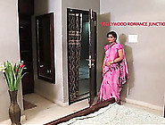 Indian Beautiful Teacher Tempting To Her Student For Romance....