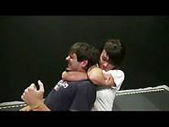 Strangling Her Slave