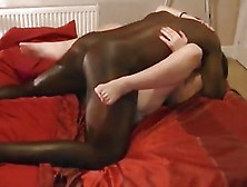 Lovely British Wife Enjoys First Bbc Husband Films