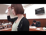 Japanese Babes In The Court Of Law