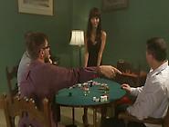 Asian Girl Gangbang In The Underground Casino.