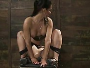 Masturbating Sleaze Female Audrey Rose In Sadism Dyke Act Movie