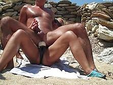 Beach Strapon