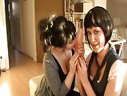 Schwanzleerung Mit Kathy