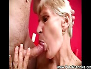 Toothless Granny Blowjob