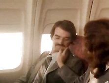 Shanna Mccullough,  Mike Horner In Sex On A Plain In Vintage Clas