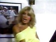 Stacey Donovan Masturbates In Stairwell