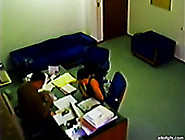 Skanky Secretary Seduces Her Boss For Sex In The Office