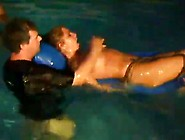 Jenni Lee Has Tormented And Drowned Inside The Swimming Pool
