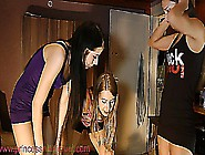 3 Teens Take Turns Spitting And Pissing On Their Sub