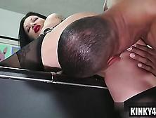 Asian Pornstar Domination With Cumshot