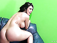 Extremely Voluptuous Milf Shelia Mari Loves Bbc In Her White Cun