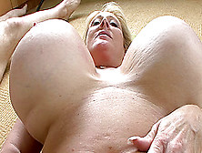 Kayla Owns A Humongous Pair Of Boobs And Is Glad To Give A Titjo
