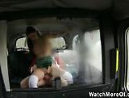 Sweet Jess Wearing Elf Costume Fucked By The Driver Inside His T