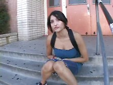 Adrianna Faust Is A Little Slut