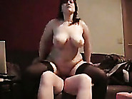 My Chubby Wife Only Cums When She Rides Me Reverse Cowgirl Style