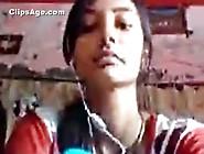 Beautiful Gujju College Girl Exposing Herself And Making Video F