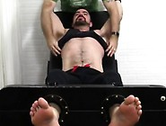 Muscle Men With Big Feet Gay Porn Xxx Dolan Wolf Jerked & Ti