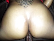 Big Phat Ebony Ass Pov Fucked