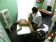Pint Sized Patient Gets A Creampie From Her Doctor