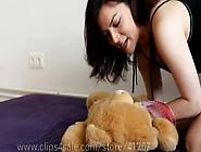 Pt Teddybear Facefart