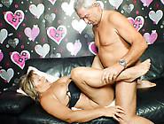 German Mature Slut Fucked Roughly