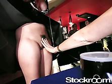 image The stockroom at aee 2014 annie cruz on vivid radio